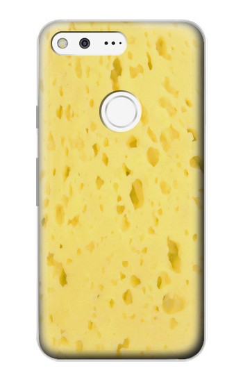 Printed Cheese Texture Google Pixel Case