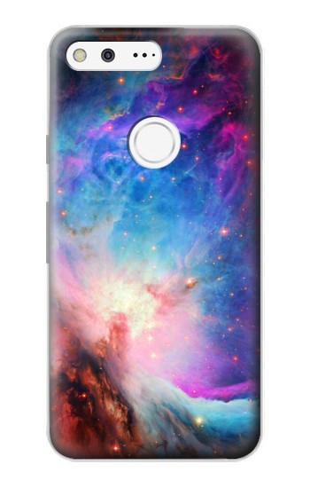 Printed Orion Nebula M42 Google Pixel Case