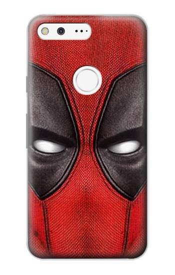 Printed Deadpool Mask Google Pixel Case