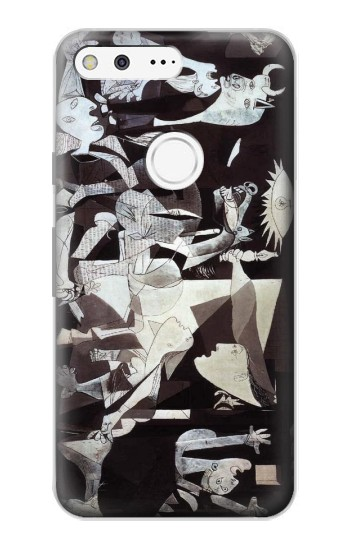 Printed Picasso Guernica Original Painting Google Pixel Case