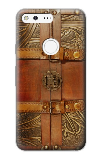 Printed Treasure Chest Google Pixel Case