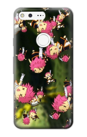 Printed Fairy Tail Little Natsu Fall Google Pixel Case