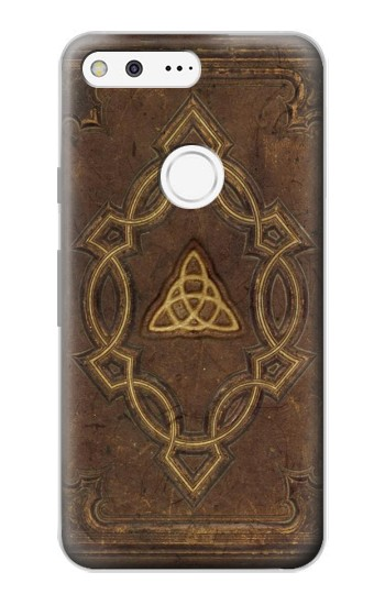 Printed Spell Book Cover Google Pixel Case