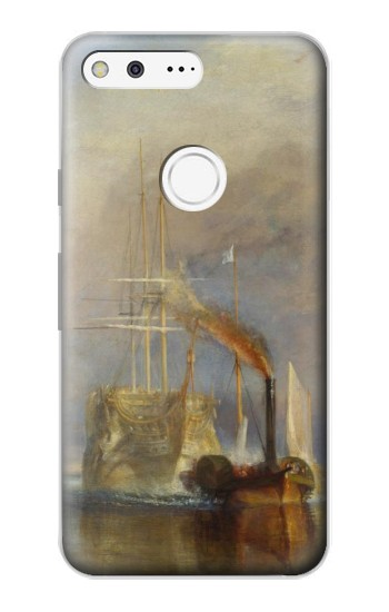 Printed Joseph Mallord William Turner The Fighting Temeraire Google Pixel Case