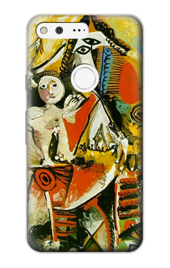 Printed Picasso Painting Cubism Google Pixel Case