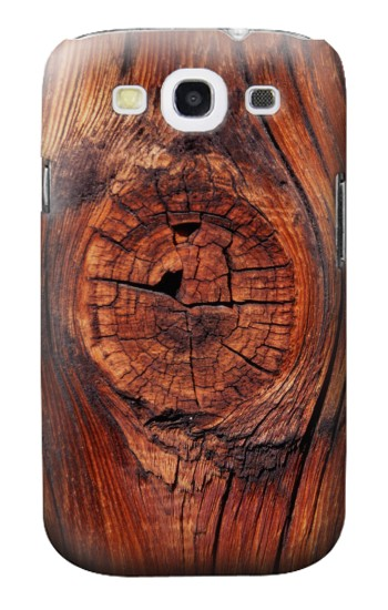 Printed Wood Samsung Galaxy S3 Case