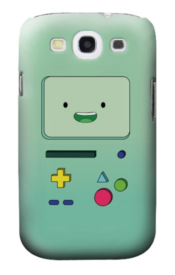 Printed Adventure Time Bibo Samsung Galaxy S3 Case