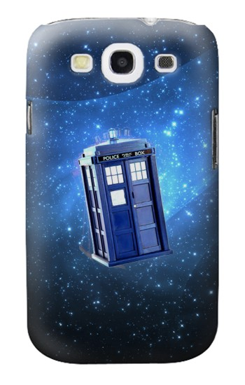 Printed Doctor Who Tardis Samsung Galaxy S3 Case