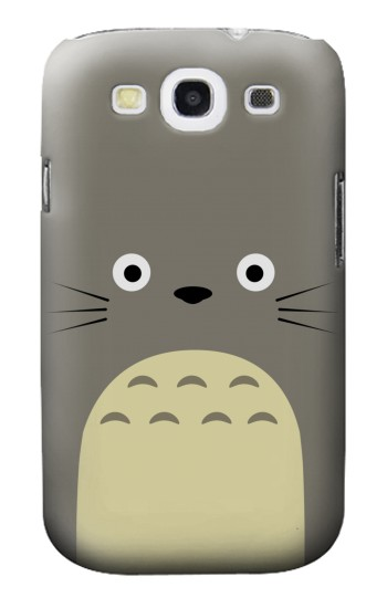 Printed My Neighbor Totoro Minimalist Samsung Galaxy S3 Case