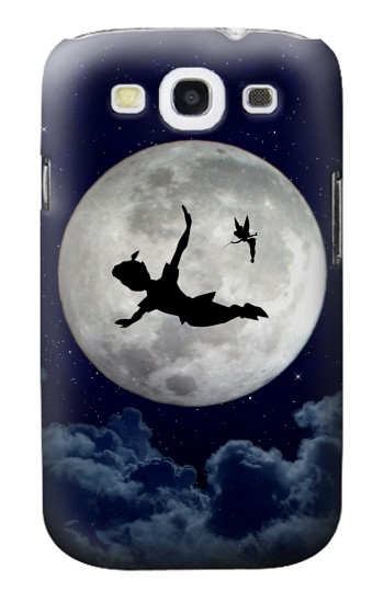 Printed Peter Pan Samsung Galaxy S3 Case