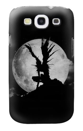 Printed Death Note Ryuk Shinigami Full Moon Samsung Galaxy S3 Case