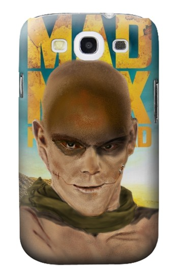 Printed Mad Max War Boys Fury Road to Valhalla Oil Painting Art Samsung Galaxy S3 Case