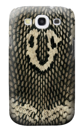Printed King Cobra Snake Skin Samsung Galaxy S3 Case