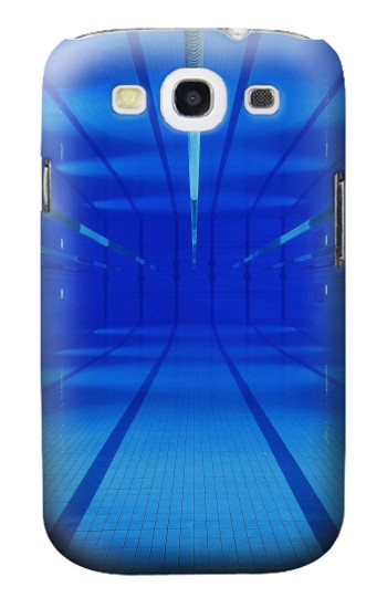 Printed Swimming Pool Under Water Samsung Galaxy S3 Case