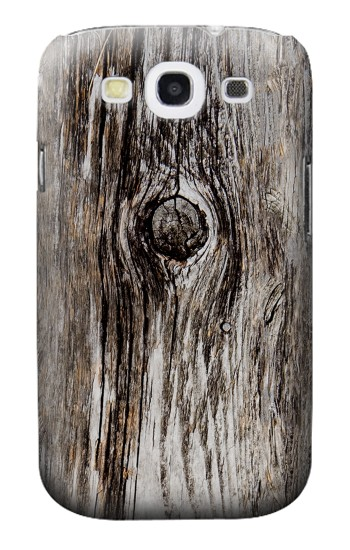 Printed Old Wood Bark Printed Samsung Galaxy S3 Case