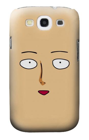 Printed Saitama One-Punch Man Samsung Galaxy S3 Case