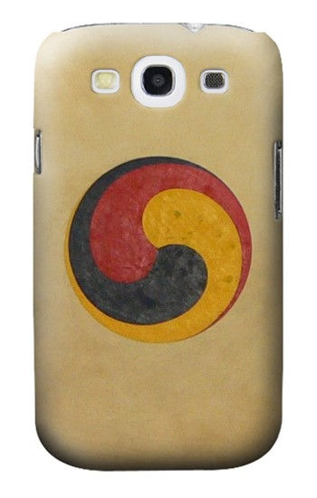 Printed Korean Traditional Drum Samsung Galaxy S3 Case