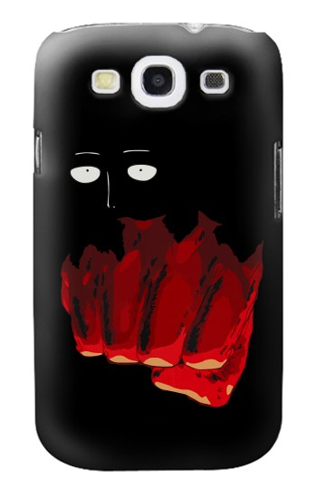 Printed One Punch Man Fight Samsung Galaxy S3 Case