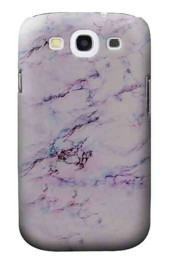 Printed Seamless Pink Marble Samsung Galaxy S3 Case