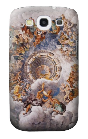 Printed The Assembly of Gods Samsung Galaxy S3 Case