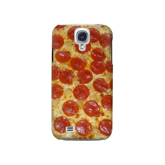 Printed Pizza Samsung Galaxy S4 Case