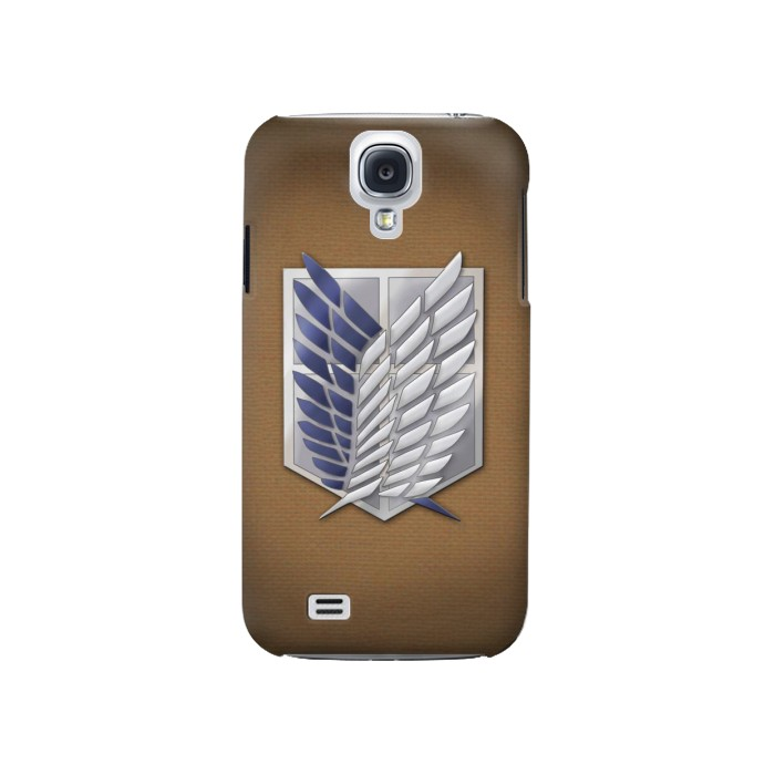 Printed Recon Troops Attack on Titan Samsung Galaxy S4 Case