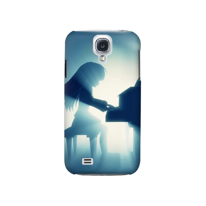 Printed Japan Anime Angel Beats Samsung Galaxy S4 Case