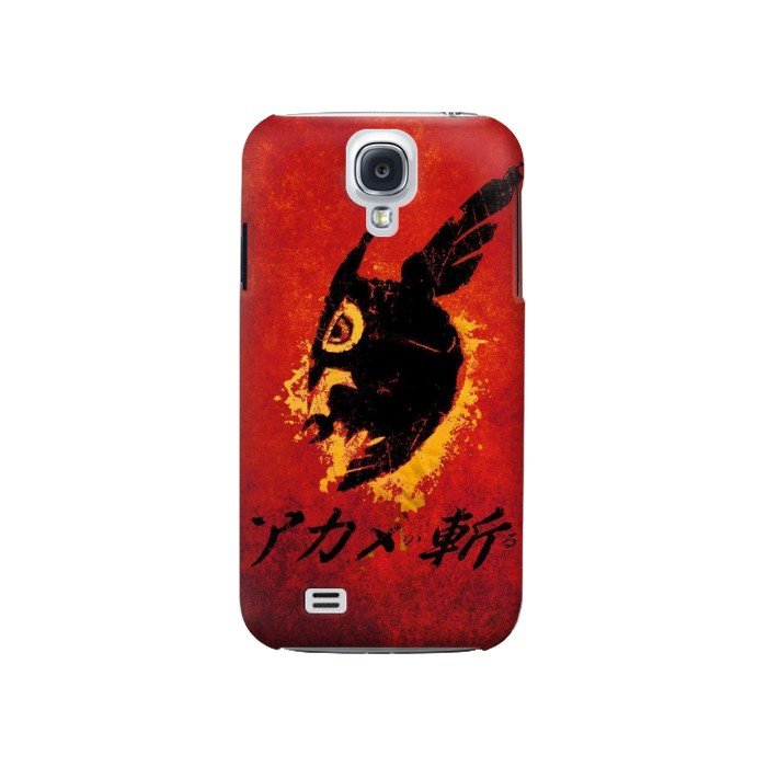 Printed Akame Ga Kill Night Raid Samsung Galaxy S4 Case