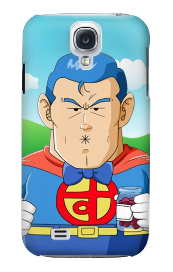 Printed Suppaman Dr Slump Arale Samsung Galaxy S4 Case