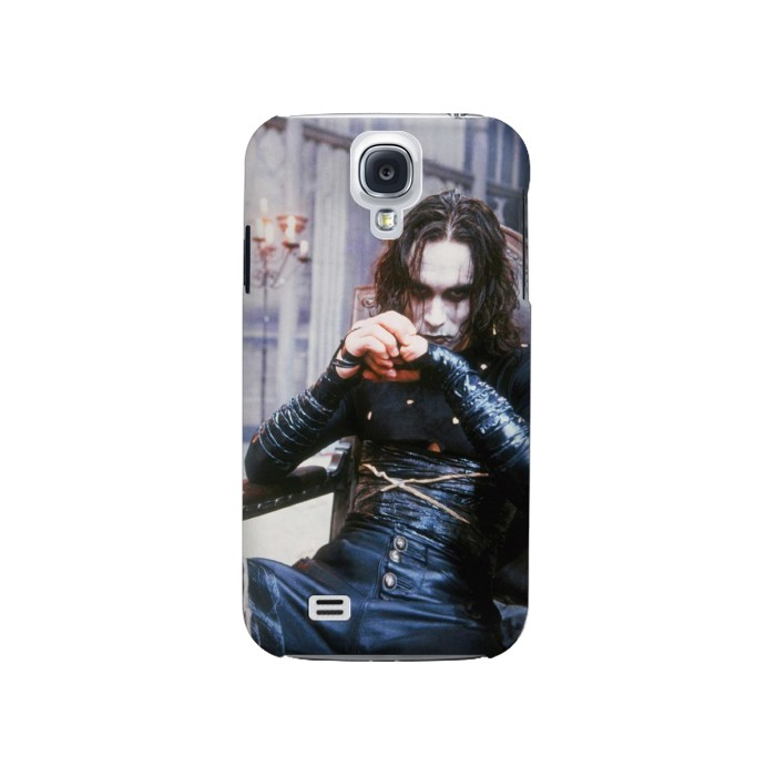 Printed The Crow Brandon Lee Samsung Galaxy S4 Case