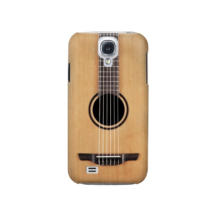 Printed Classical Guitar Samsung Galaxy S4 Case