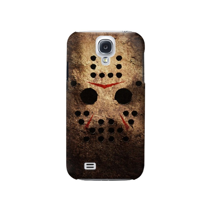 Printed Jason Hockey Mask Samsung Galaxy S4 Case