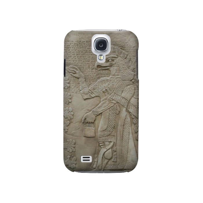 Printed Babylonian Mesopotamian Art Samsung Galaxy S4 Case