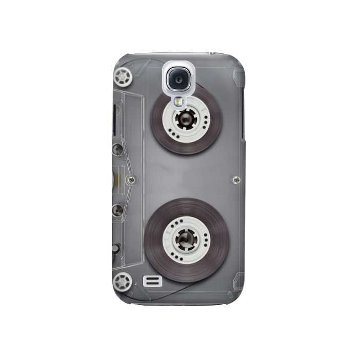 Printed Cassette Tape Samsung Galaxy S4 Case