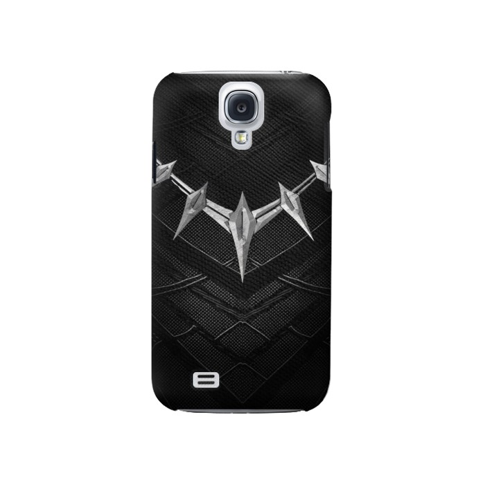 Printed Black Panther Inspired Costume Necklace Samsung Galaxy S4 Case