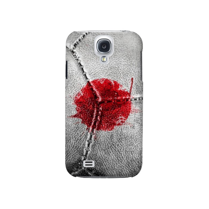 Printed Japan Flag Vintage Football 2018 Samsung Galaxy S4 Case