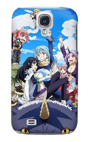 Printed That Time I Got Reincarnated as a Slime Samsung Galaxy S4 Case