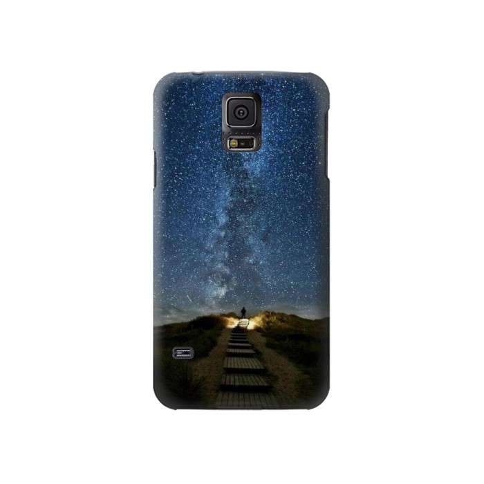 Printed Stairway to Heaven Iceland Samsung Galaxy S5 Case