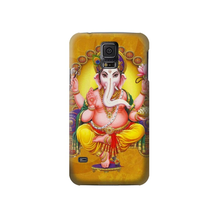 Printed Lord Ganesh Hindu God Samsung Galaxy S5 Case