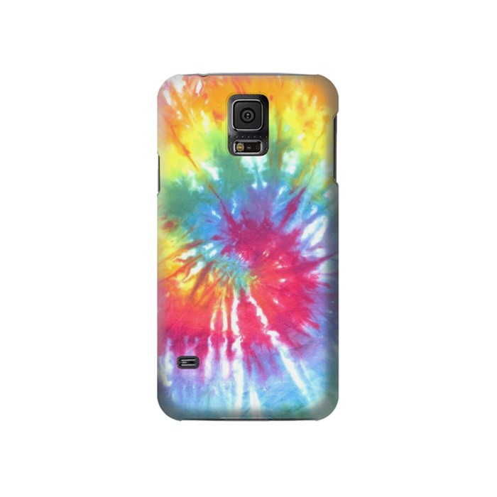 Printed Tie Dye Colorful Graphic Printed Samsung Galaxy S5 Case