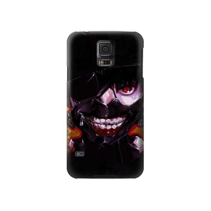 Printed Tokyo Ghoul Mask Samsung Galaxy S5 Case