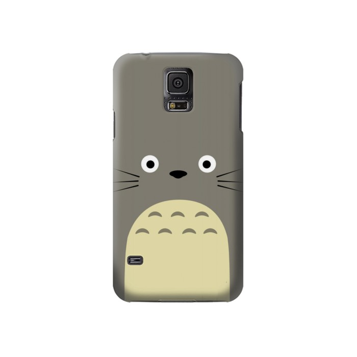 Printed My Neighbor Totoro Minimalist Samsung Galaxy S5 Case