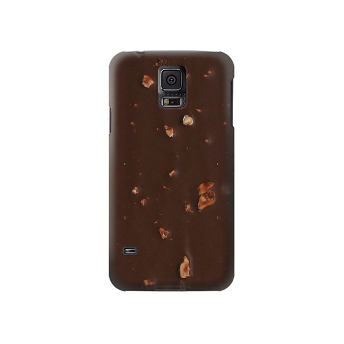Printed Chocolate Ice Cream Bar Samsung Galaxy S5 Case