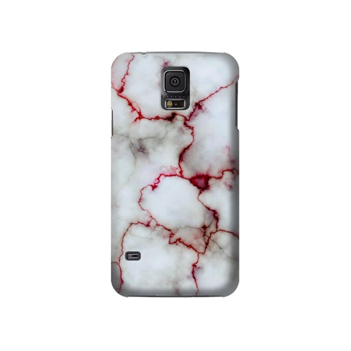 Printed Bloody Marble Samsung Galaxy S5 Case