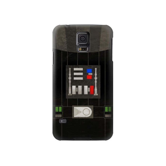 Printed Darth Vader Chest Plate Samsung Galaxy S5 Case