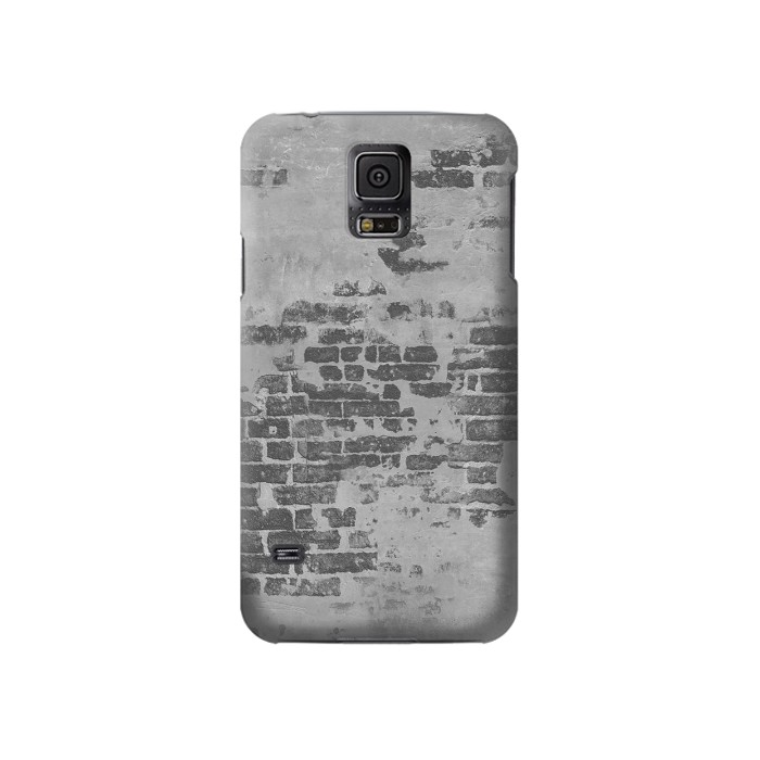 Printed Old Brick Wall Samsung Galaxy S5 Case