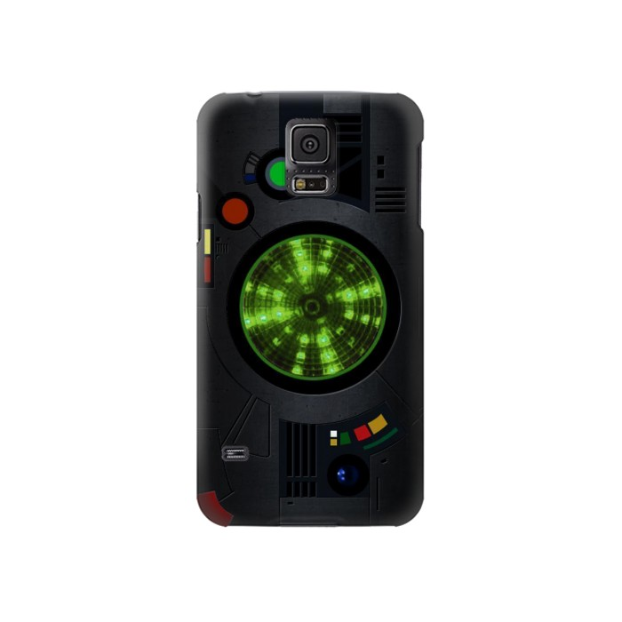 Printed Shadow Moon Kamen Rider Black Belt Samsung Galaxy S5 Case