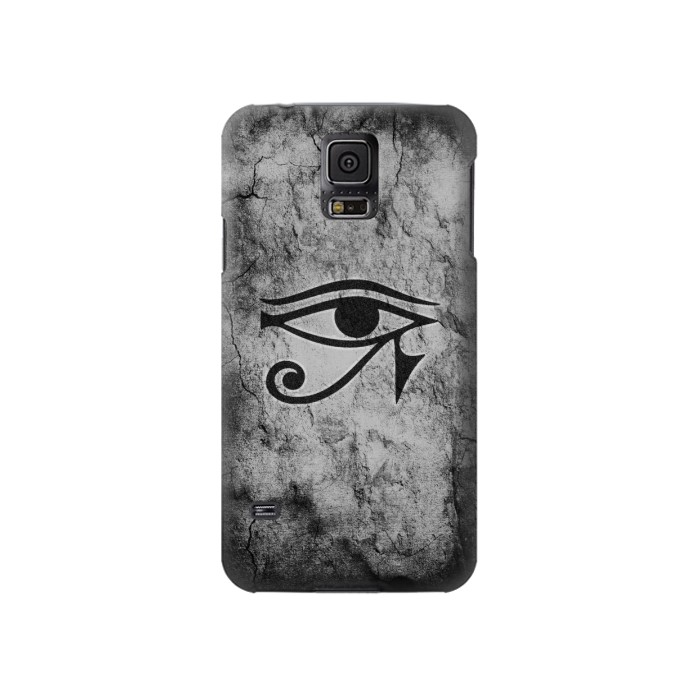 Printed Sun Eye Of Horus Samsung Galaxy S5 Case