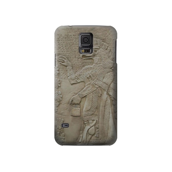 Printed Babylonian Mesopotamian Art Samsung Galaxy S5 Case