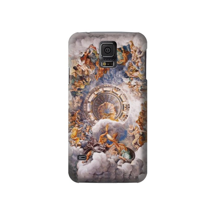 Printed The Assembly of Gods Samsung Galaxy S5 Case